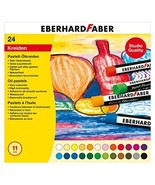 Eberhard Faber - Efa Oil Pastel Card (box Of 24) - $18.89