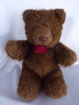 "GUND Collectors Classic Teddy Bear Chocolate Dark Brown 15"" Plush Stuffe... - $19.55"