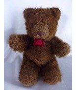 "GUND Collectors Classic Teddy Bear Chocolate Dark Brown 15"" Plush Stuffe... - $19.55"