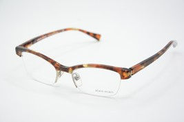New Alain Mikli A 03024 BP02 Brown Eyeglasses Authentic Rx A03024 51-19 W/CASE - $101.40