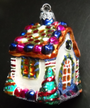 May Department Store Christmas Ornament 1999 Home For The Holidays Gumball Roof - $10.99