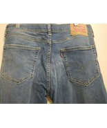 Vtg Levi 505  Regular Fit Men's Medium Wash Denim Jeans Size 34 X 30 Fad... - $24.00