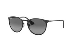 Ray Ban RB3539 002/T3 54 Erika Metall Polarisiert Pilot Sonnenbrille Glänzend - $119.30