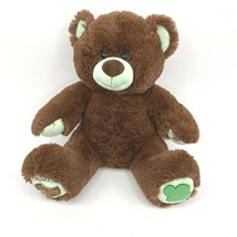"Build A Bear Girl Scout Plush Thin Mint Cookie BAB Brown Stuffed Animal 12"" - $17.81"