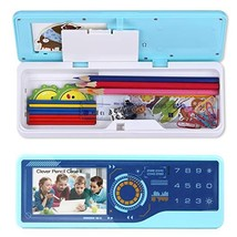 Kingsida Smart School Electronic Pencil Case for Students Multifunctional Passwo - $16.59