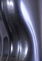 Tonareli Viola Case with wheels - lockable w keys - Checkered w straps &... - $319.00