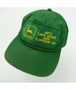 Art's Lawn Mower Shop John Deere K-Product Ball Cap Hat Snapback Floriss... - $69.29
