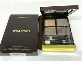 TOM FORD Eye Color Quad Eyeshadow Palette 05 Silvered Topaz - $57.23