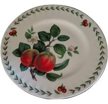 Roy Kirkham Fine Bone China Lunch Plate, Redoute Fruit - $4.99