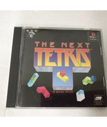 USED PS1 PS PlayStation 1 The Next Tetris - $14.84
