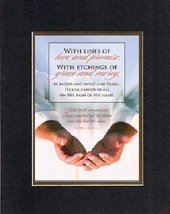 For General inspiration - Love & Promise, Grace & Mercy. . . 8 x 10 Inch... - $11.14