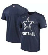 Nike Dallas Cowboys NFL Sideline Legend Football All Star Shirt Mens Large - $29.40