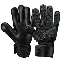Puma Future Grip 5.4 RC Goalkeeper Gloves GK Soccer Football Black 04166503 - $29.99