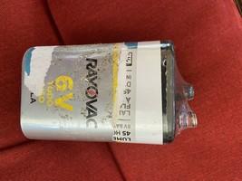 Rayovac 6V General Purpose Lantern Battery, - $11.69