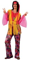 HIPPY WOMAN, FANCY DRESS COSTUME - $18.12