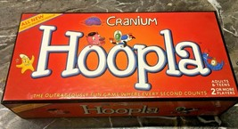 Hoopla Card Game by Cranium - 2002 Edition - 100% Complete Slightly Used - $27.67