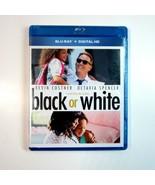 Black or White Blu-Ray DVD - Kevin Costner - Octavia Spencer - New - Sealed - $9.50