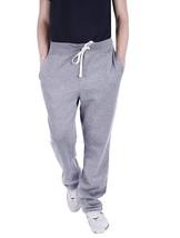 Polo Ralph Lauren Mens Fleece Lined Sweatpants Alaskan Heather XL XXL - $74.99