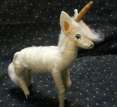 Vintage Inspired Spun Cotton Unicorn image 1