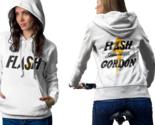 Flash gordon hoodie classic women white thumb155 crop