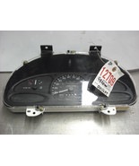 SPEEDOMETER CLUSTER MPH EXC. COUPE WITHOUT TACHOMETER FITS 98-02 ESCORT ... - $32.22