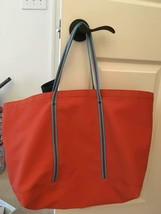 NEW LACOSTE SHOPPER BAG ORANGE Sold Out - $217.80