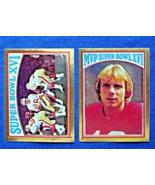 2-1982 Topps CS Stickers #5-9 Joe Montana/Montana S.B XVI [] San Francis... - $4.00