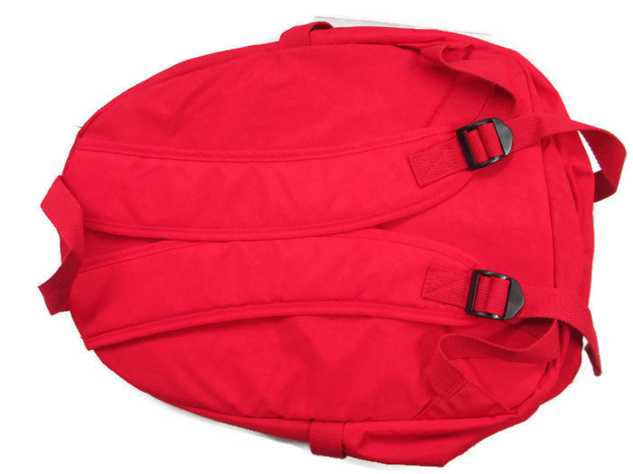 Coca-Cola  Red Backpack with Repeating Logo- BRAND NEW