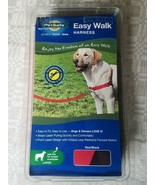 PetSafe Easy Walk No-Pull Dogs Harness Large Red Black EWH-HC-L-Red New ... - $14.50