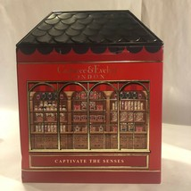 Crabtree & Evelyn London Tin Captivate The Senses Christmas Store Vintag... - $16.99