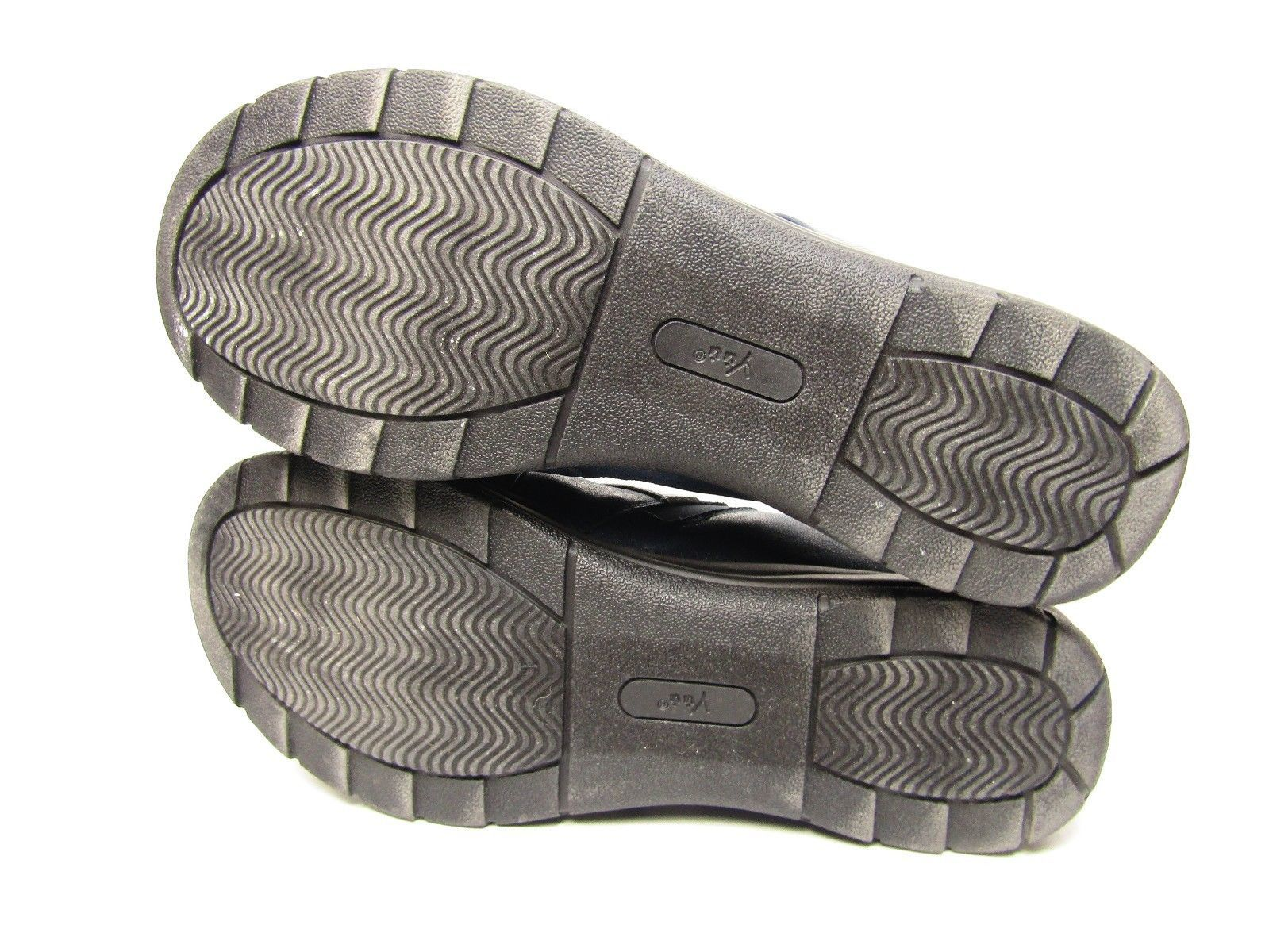Yuu Edaline Womens Casual Shoes Navy Size 9.5W