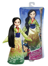 Disney Princess Royal Shimmer Mulan 11in. Doll New in Package - $14.88
