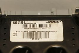 GM Enclave Traverse Acadia Outlook Bose Radio Stereo Amp Amplifier 25811051 image 5