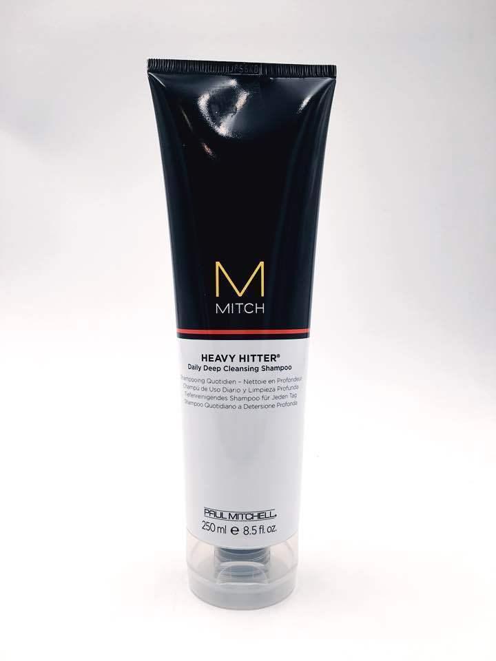 MITCH Heavy Hitter Deep Cleansing Shampoo 250ml/8.5oz