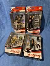 WWE Mattel Elite Series 80 Kyle O'Reilly, Erik, Ricochet, Kevin Owens, New Lot - $102.96