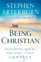 Being Christian: Exploring Where You, God, and Life Connect (Life Transi... - $9.67