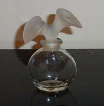 "Vintage Chloe Perfume Bottle 4 1/4"" Tall - $56.00"