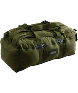 """Olive Drab Military Israeli Mossad Duffle Bag Backpack 34"""" x 15"""" x 12"""" - $45.99"""