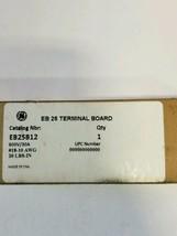 General Electric GE Busway EB25B12 EB25 Terminal Board Block 30 Amp 600 Volt - $22.91