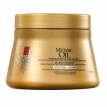 LOreal Mythic Oil High Concentration Oil Rich Masque 6.7oz Argan Oil - $21.77