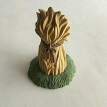 "Resin Miniature Corn Stock Figurine 3"" Tall - $6.30"