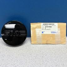 "ONE 2014-2018 GMC Sierra 1500 / Yukon Black 3 1/4"" Button Center Cap # 23357064 - $34.00"