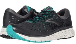 Brooks Glycerin 16 Size US 7 M (B) EU 38 Women's Running Shoes Ebony 1202781B081