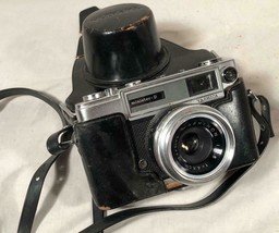 VINTAGE YASHICA MINISTER - D 35MM FILM CAMERA REPAIR PARTS - $25.73