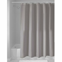 Interdesign Fabric Shower Curtain, Water-Repellent And Mold- And Mildew-... - $15.83+