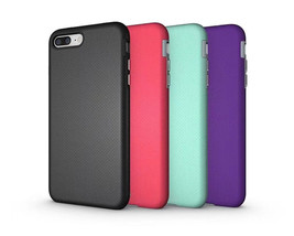 TPU & PC Back Shockproof Phone Bumper Case Cover for iPhone 5 5S SE 6S 6 7 Plus - $7.69+