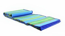 Beach Mat Large Picnic Blanket Straw Sand Free Sandless Camping Rug Wate... - $25.36