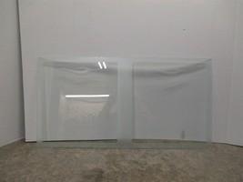 FRIGIDAIRE REFRIGERATOR GLASS SHELF W/ WAVES 12 3/4 X 24 5/8 PART # 5303... - $67.00