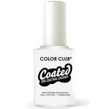 Color Club One-step French Tip Color Club Nail Lacquer .5 Fl Ounce (Fren... - $16.84