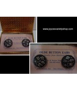 Olde Button Heirloom Earrings Metallic Tree NWT by Barry & Jacque - $12.99